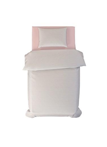 Hibboux 160x220 Candy Cane Nevresim + Yastık Kılıfı - Pink Pembe